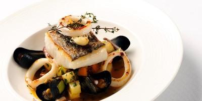 Корнуэльская сайда и морепродукты от шеф-повара Натана Аутлоу