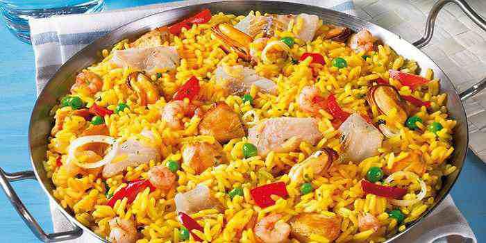 Испанская национальная кухня