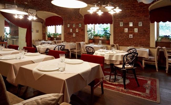 Рестораны Мишлен в Санкт-Петербурге