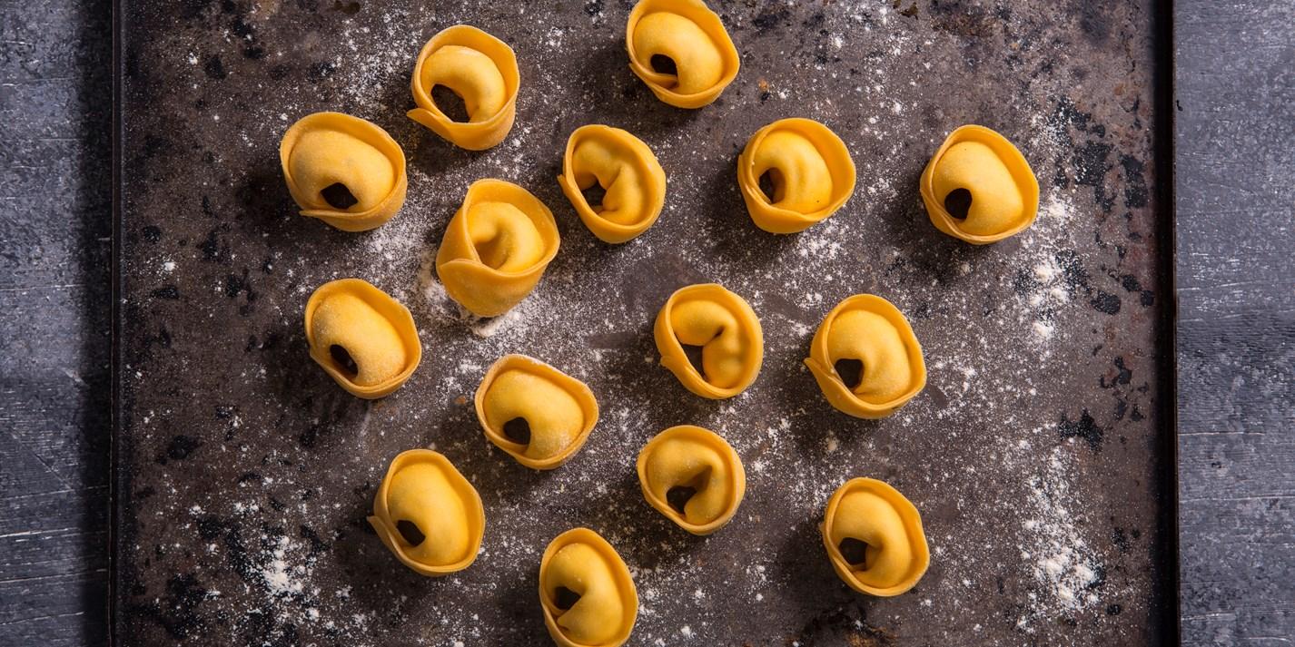 How to make tortellini
