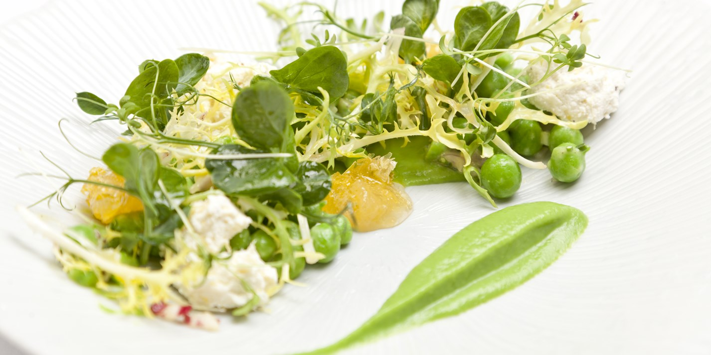 Как приготовить салатную заправку