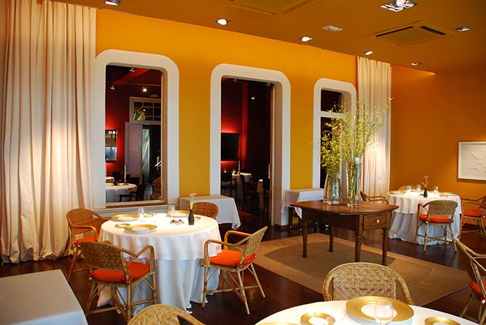3 звезды мишлен, Барселона, ресторан