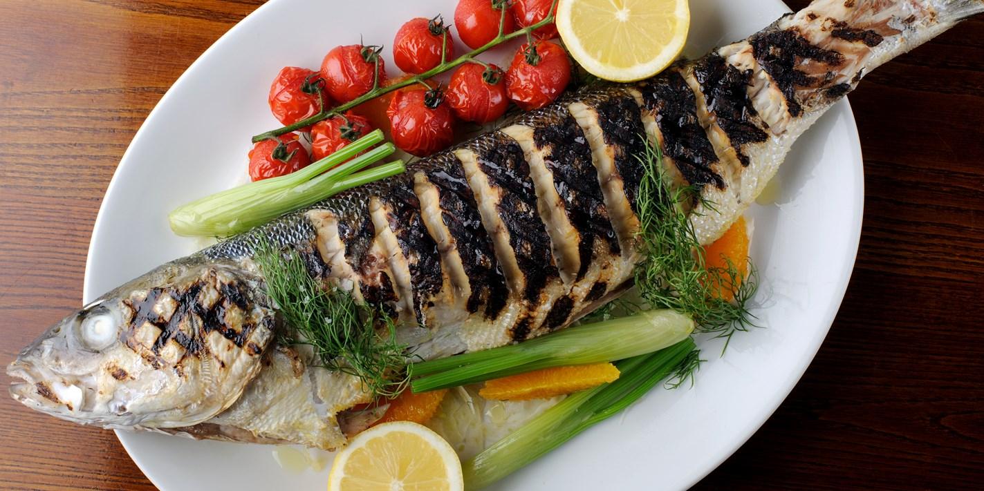 Как готовить рыбу на гриле