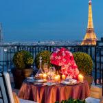 Рестораны мишлен в Париже