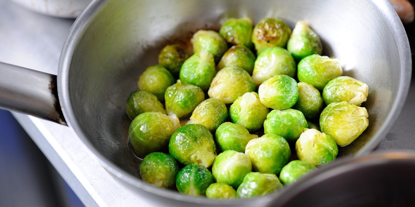 Как приготовить брюссельскую капусту