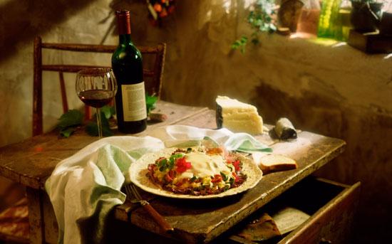 Особенности национальной кухни Италии