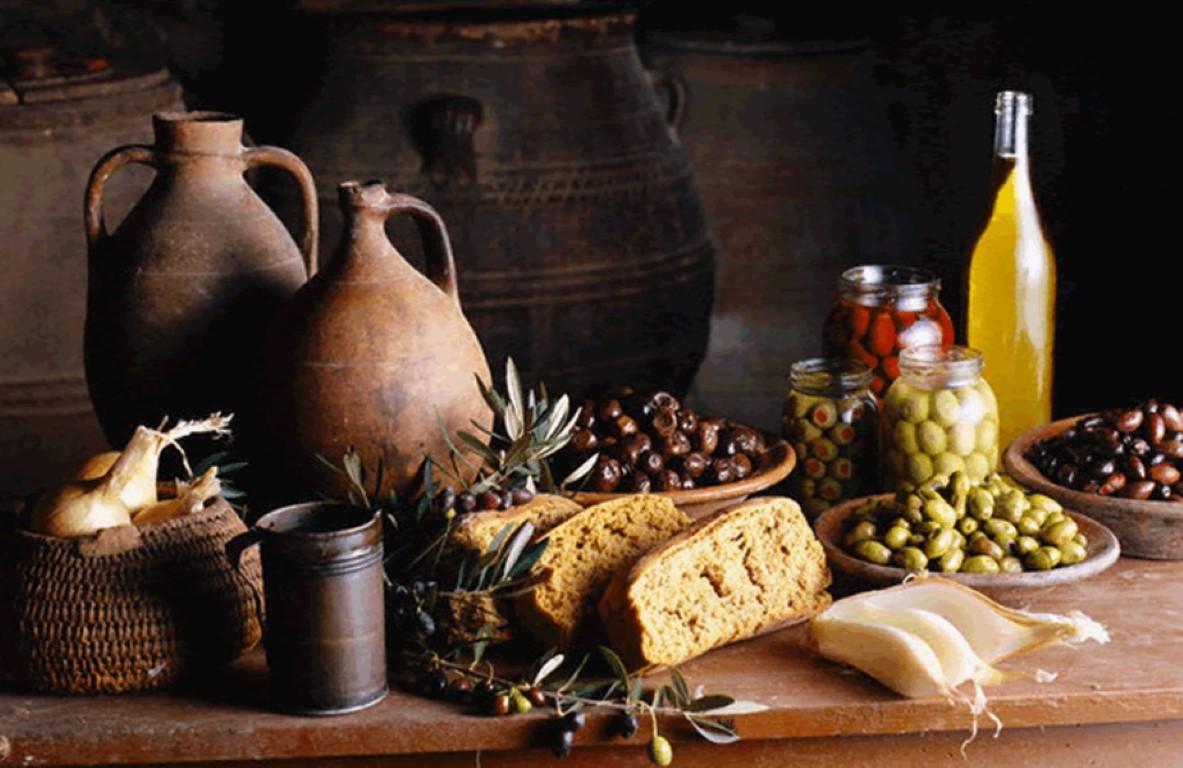 Особенности национальной кухни Греции