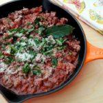 Суго ди Аньелло – соус из баранины