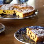 Торта ди семолино – торт из манной крупы