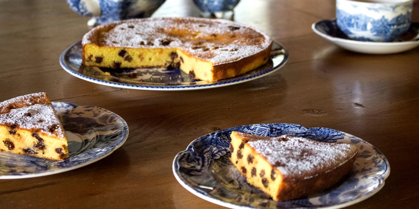 Torta di semolino – tort iz mannoj krupy