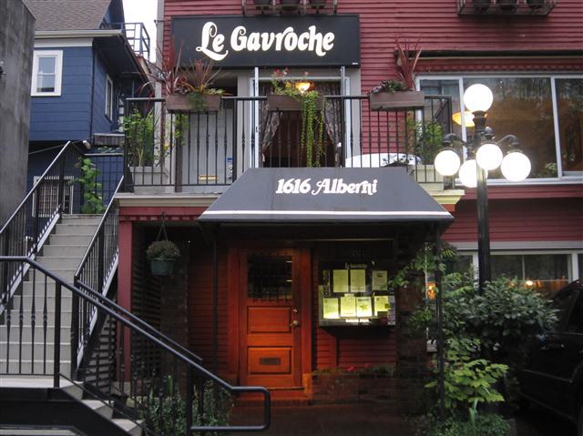 Le Gavroche restoran
