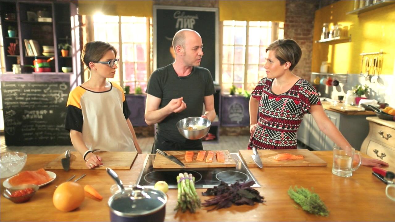 Популярные кулинарные телепередачи и шоу