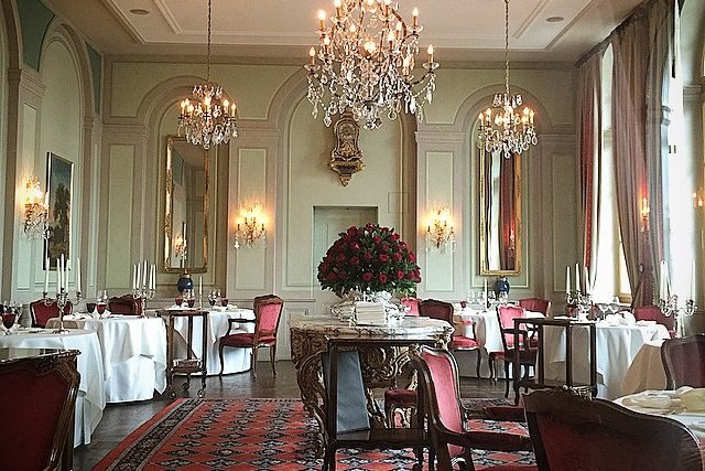 Ресторан Cheval Blanc (Швейцария)