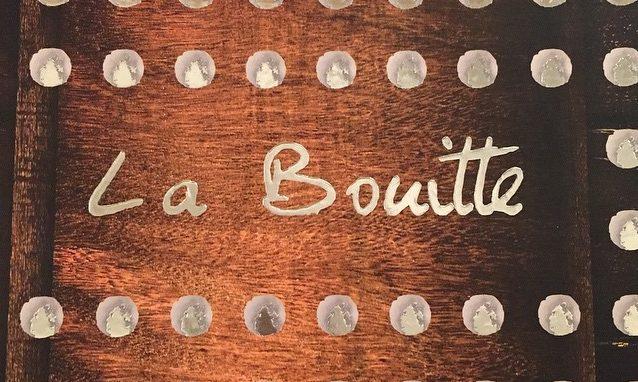 Ресторан La Bouitte (Франция)