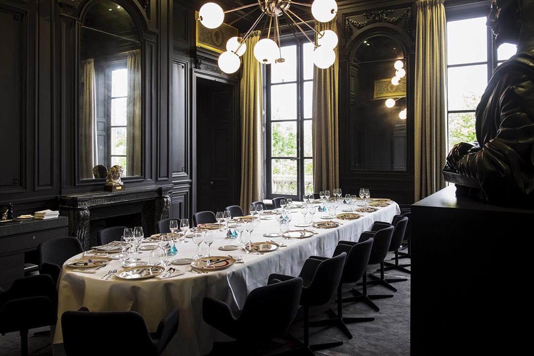 Ресторан Guy Savoy (Франция)
