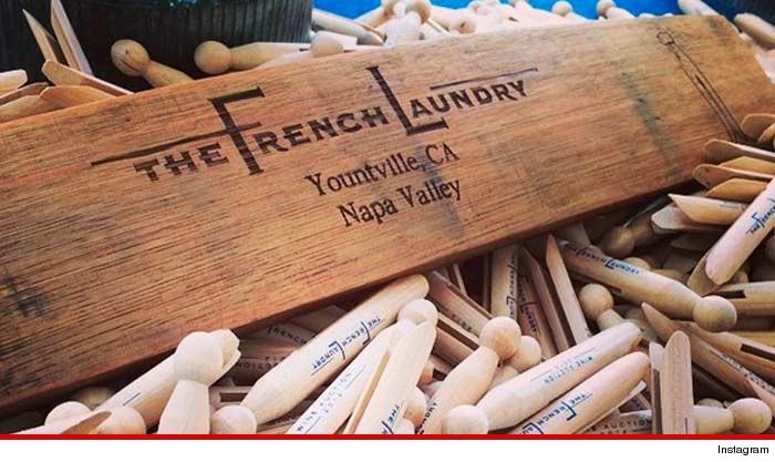 Ресторан The French Laundry  (США)