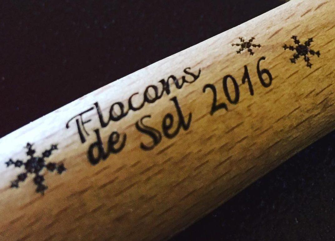 Ресторан Flocons de Se (Франция)