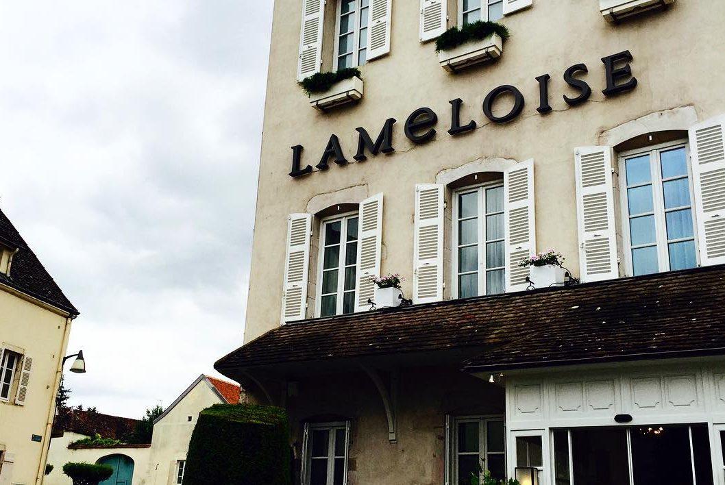 Ресторан Maison Lameloise (Франция)