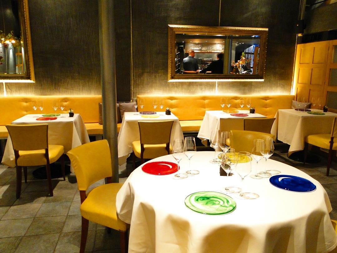 Ресторан L'Astrancе (Франция)