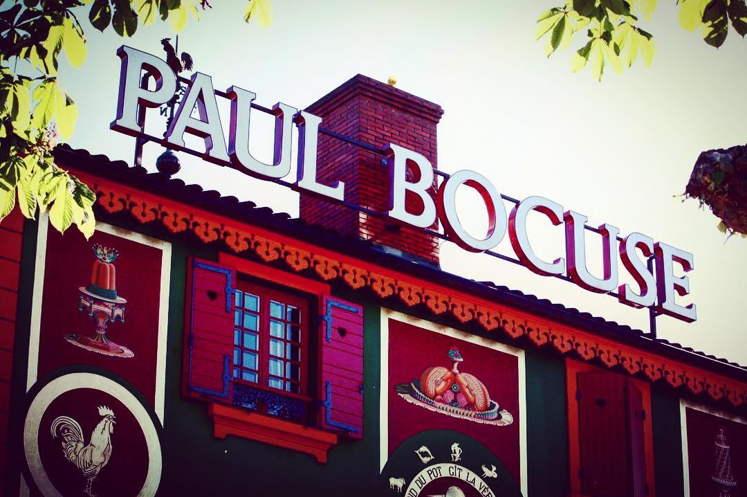 Ресторан Paul Bocuse (Франция)