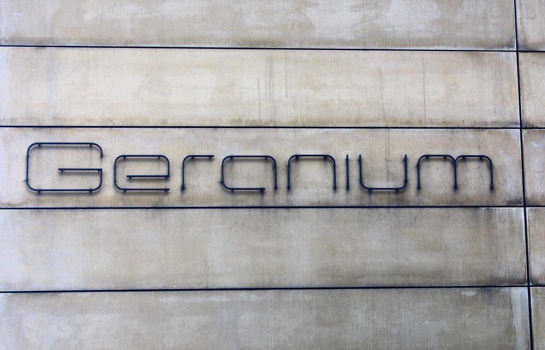 Ресторан Geranium в Копенгагене (Дания)