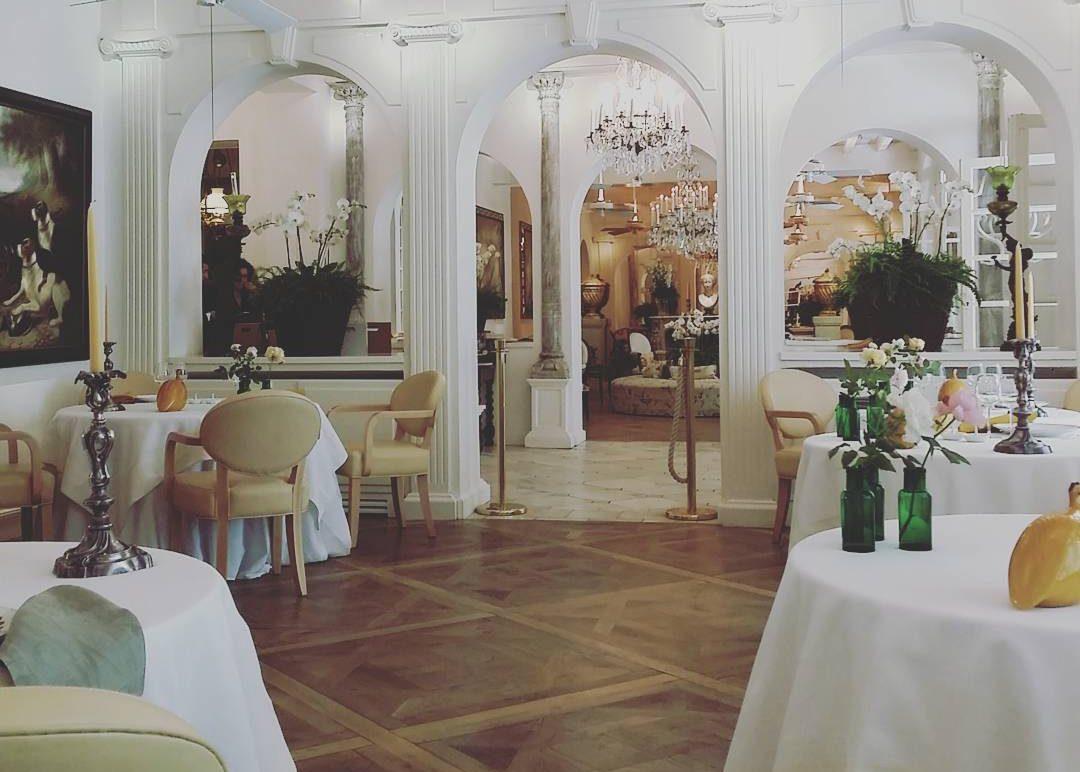 Ресторан Les Prés d'Eugénie — Michel Guérard (Франция)