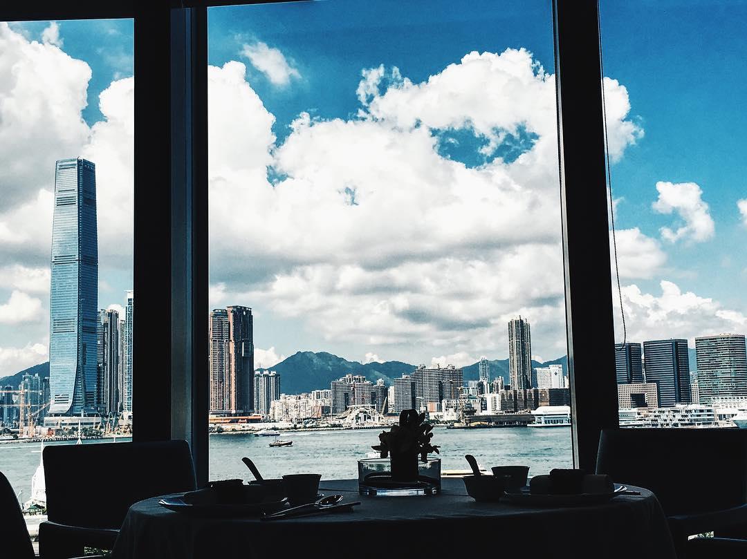 Ресторан Lung King Heen (Гонк Конг)