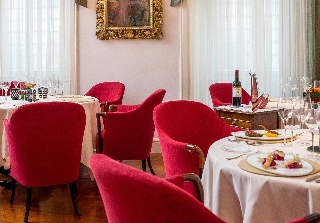 Ресторан Enoteca Pinchiorri (Италия)