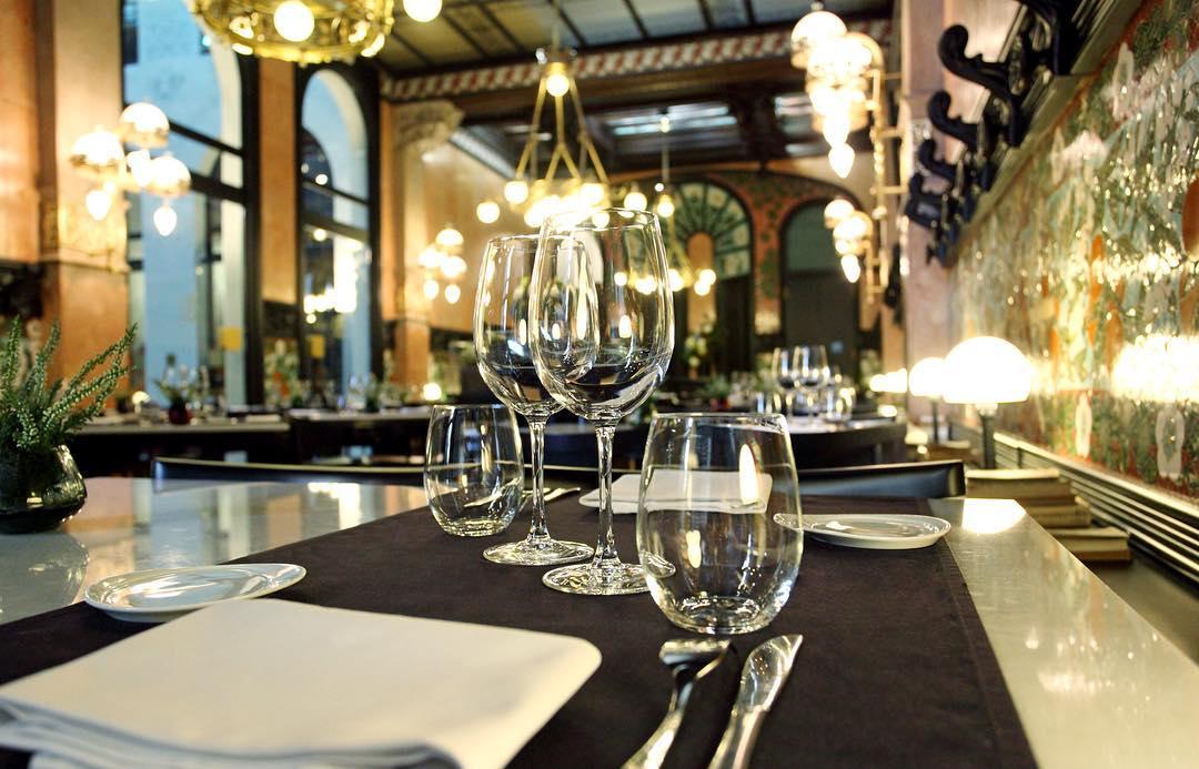 Ресторан Martin Berasategui (Испания)