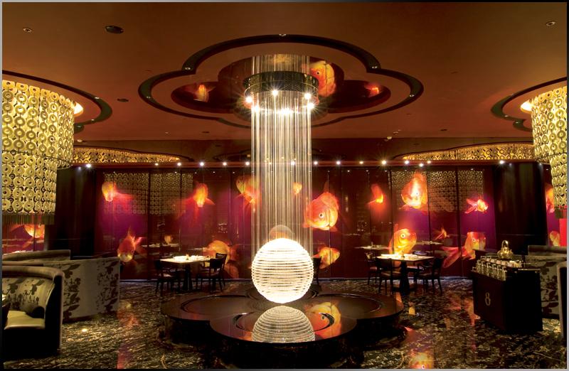 Ресторан The Eight (Макао)