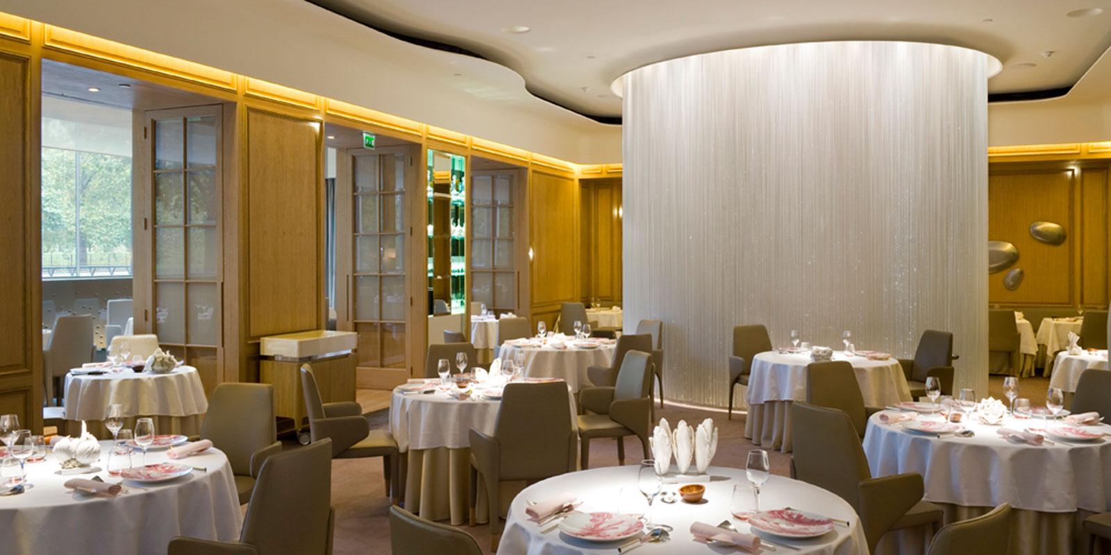 Ресторан Alain Ducasse at The Dorchester (Великобритания)