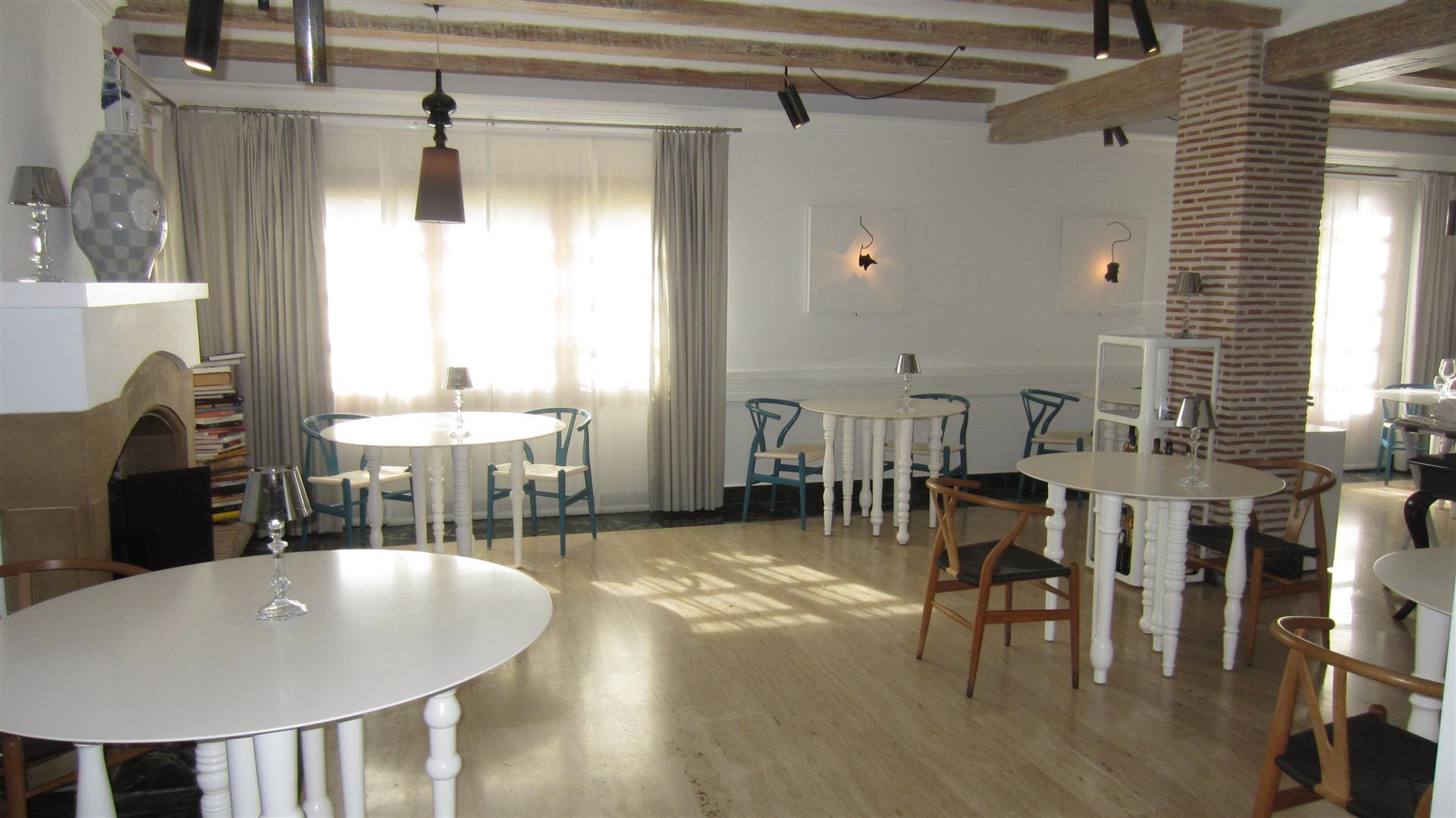 Ресторан Quique Dacosta (Испания)
