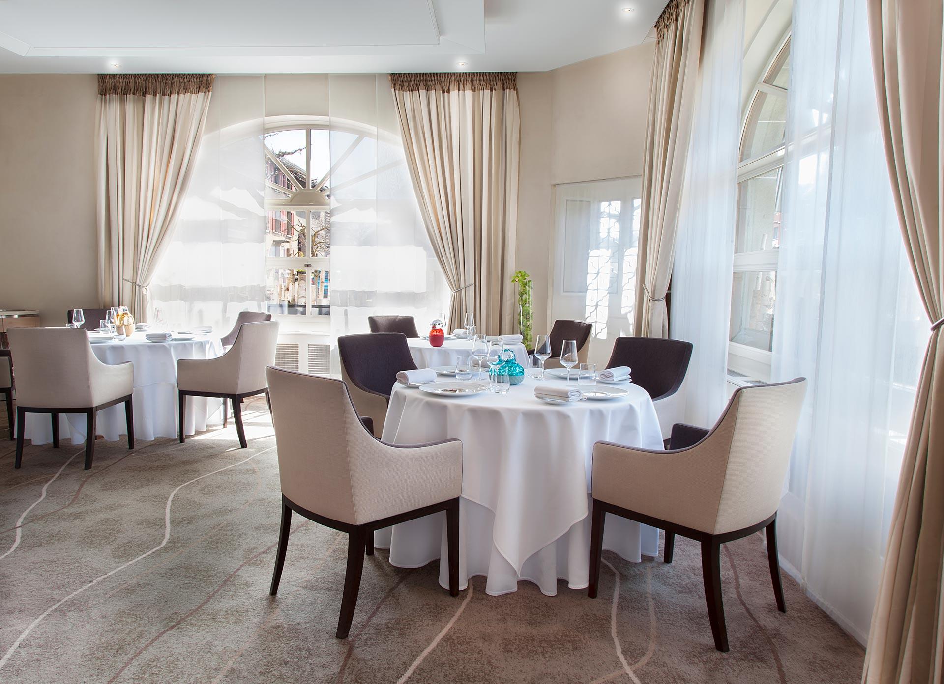 Ресторан Hôtel de Ville (Швейцария)