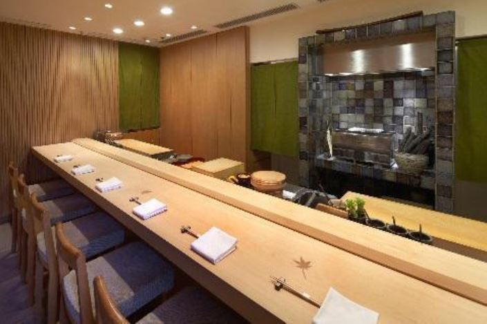 Ресторан Sushi Shikon (Гонк Конг)