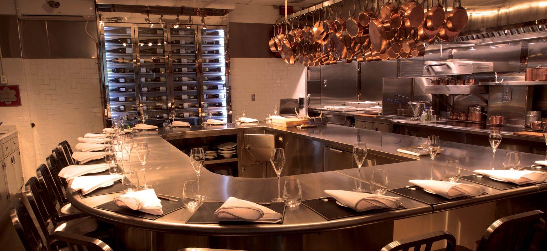 Ресторан Chef's Table (США)