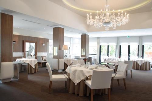 Ресторан L'Assiette Champenoise (Франция)