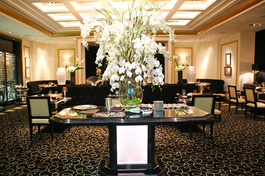 Ресторан L'Atelier De Joël Robuchon (Сингапур)