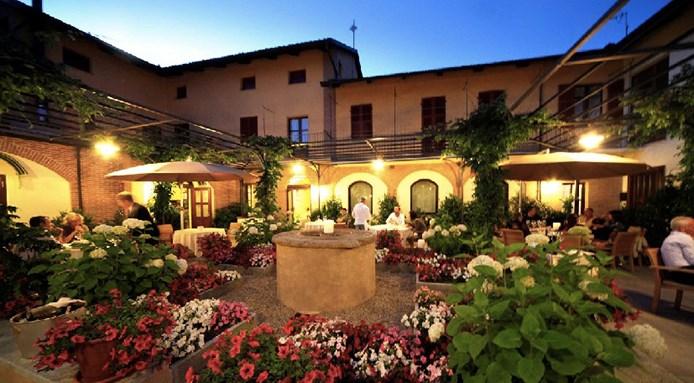 Ресторан Dal Pescatore (Италия)