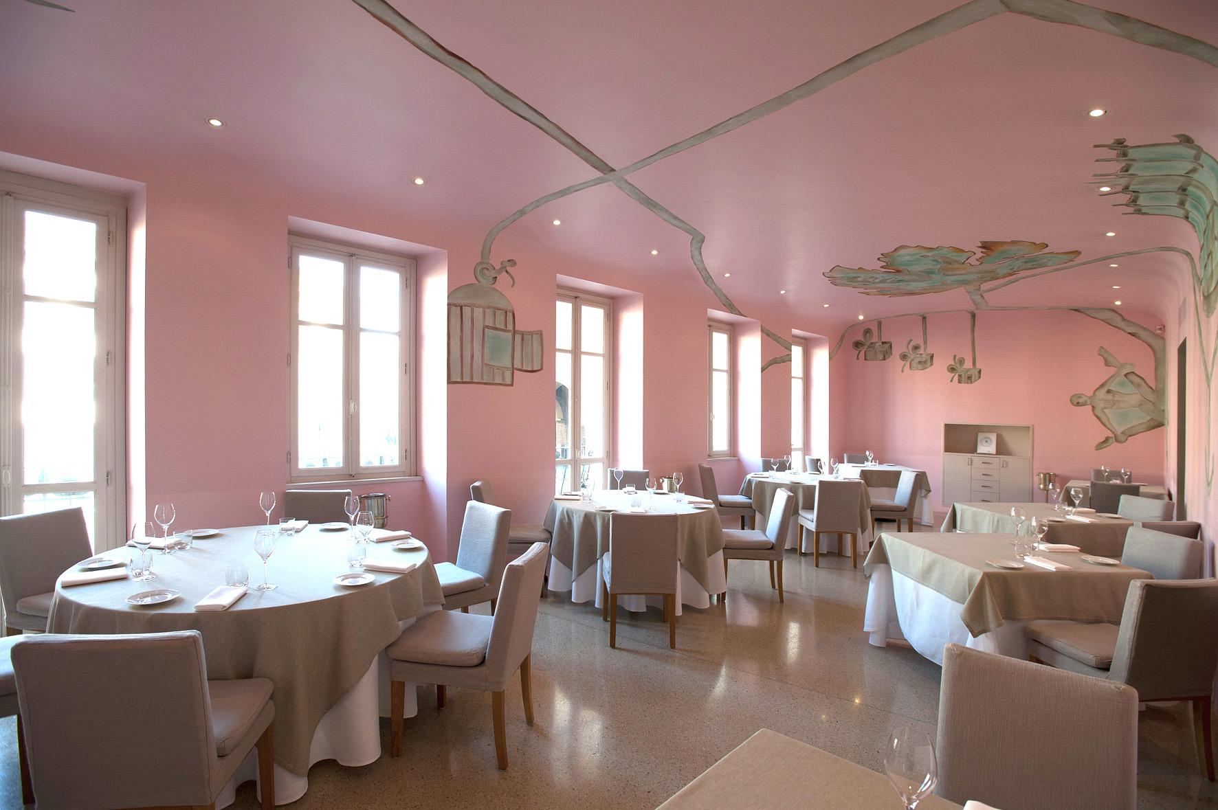 Ресторан Piazza Duomo (Италия)